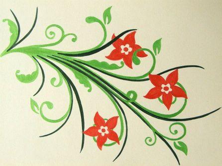 Malovani na zed loznice06