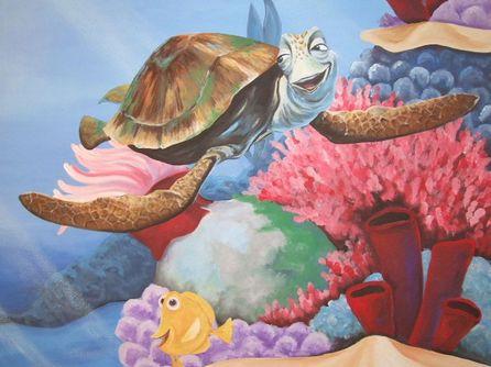 Malovani na zed pokojicky29